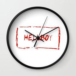 Lil Peep skets Wall Clock