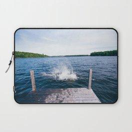 Lake Splash Laptop Sleeve