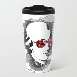 Wolfgang Amadeus Mozart Travel Mug