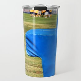 Football Dummy Travel Mug