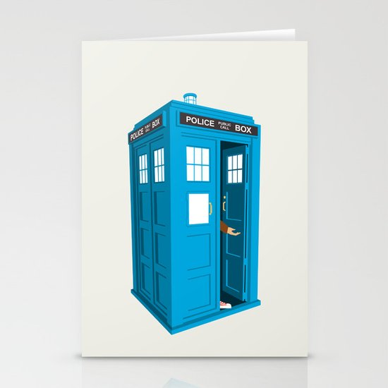 Doctor Who: Long Live the Tenth Doctor Stationery Cards