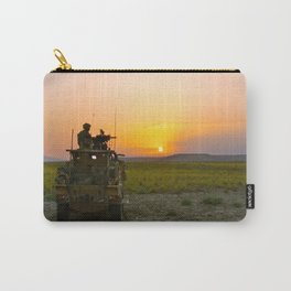 Sunrise looking over the Dashti Margo Carry-All Pouch