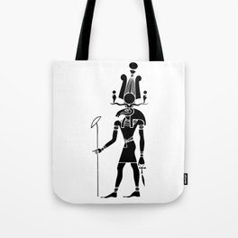 Khensu - God of ancient Egypt Tote Bag