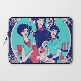 Women Artists (Creative Outlaws) Laptop Sleeve