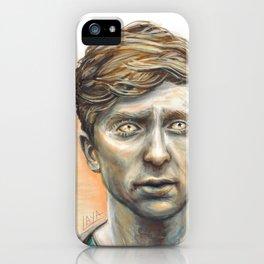 Kieren Walker iPhone Case