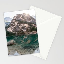 You Are My Rock Stationery Cards