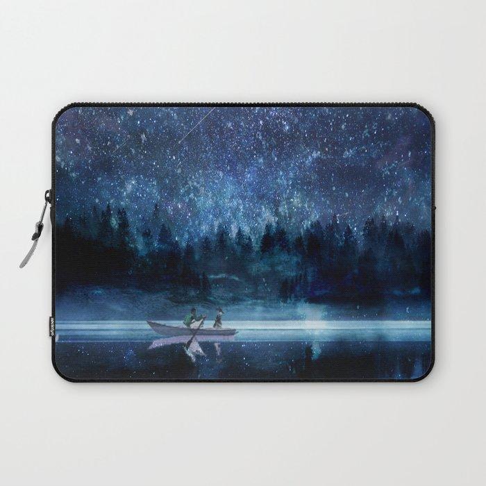 Night Sky Laptop Sleeve
