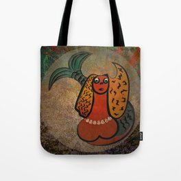 Mythical Mermaid / Icon Tote Bag