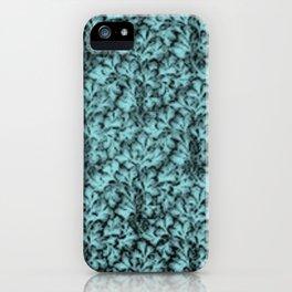 Vintage Floral Lace Leaf Island Paradise iPhone Case