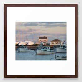 Evening Rest Framed Art Print
