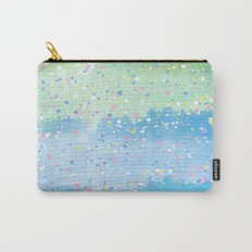 Spring Splatter Carry-All Pouch