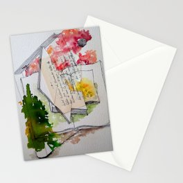 Déjame que te cuente Stationery Cards