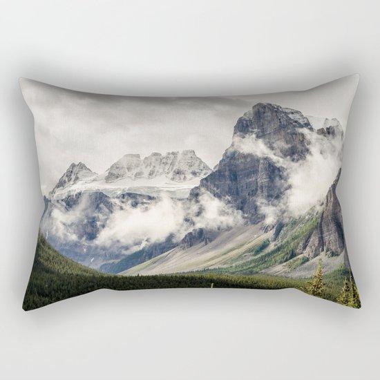 Alberta, Canada Rectangular Pillow