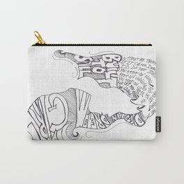 Distopian Dream Girl-Built To Spill Carry-All Pouch
