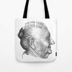 MI VIDA HA SIDO EXTRAORDINARIA SERIES 7# Tote Bag