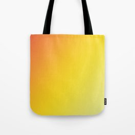 Blinding Sun - Gradients are the new colors Tote Bag