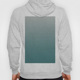 BM Trending Color Beau Green 2054-20 & Color of the Year Metropolitan Gray AF-690 Gradient Ombre Hoody