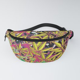 Tangle Weed Fanny Pack