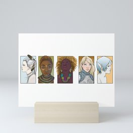 Dungeons & Dragons Party Mini Art Print