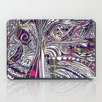 champagne iPad Cases featuring Champagne by Dan Ellwood