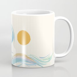 Minimalistic Summer II Coffee Mug