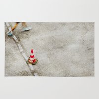 running Area & Throw Rugs featuring running by hannes cmarits (hannes61)