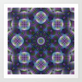Orbitals, 2190t Art Print