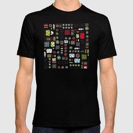 Robot Controls T-shirt
