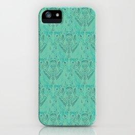 Indonesian batik iPhone Case