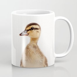 Baby Duckling, Baby Animals Art Print By Synplus Coffee Mug
