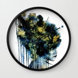 Confined Thoughts Wall Clock