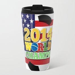 2014 World Champs Ball - USA Travel Mug