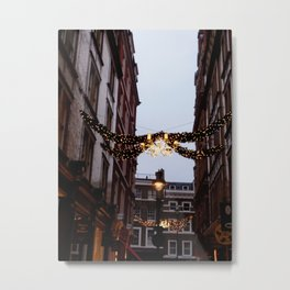 Cecil Court in London Metal Print