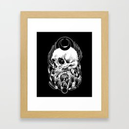 Crysanthemum Framed Art Print