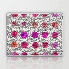 Dotty Jellyfish Laptop & iPad Skin