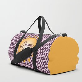 Sunny taughts Duffle Bag