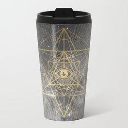 cosmic consciousness Travel Mug