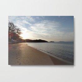 Praia do Canto - Búzios - RJ Metal Print