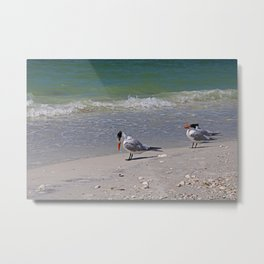 Hey...I Can See My Toes Metal Print