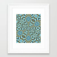 infinity Framed Art Prints featuring Infinity by Stay Inspired
