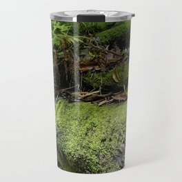 Rainforest Ferns & Moss Travel Mug