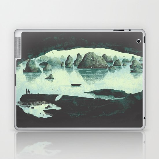 In the Belly of a Beast Laptop & iPad Skin