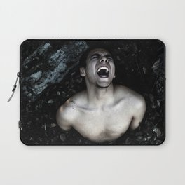 Birthing Leo Laptop Sleeve