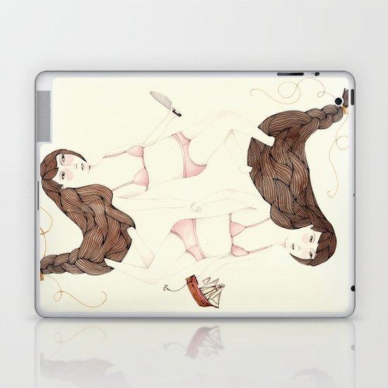 Twisted Sister Laptop & iPad Skin