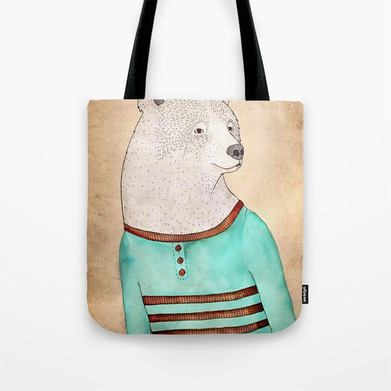 Señor Oso Tote Bag