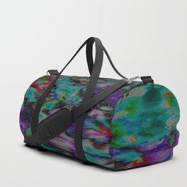 Bluish Duffle Bag