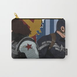 Winter Soldier Carry-All Pouch
