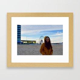 One for the Sky Framed Art Print