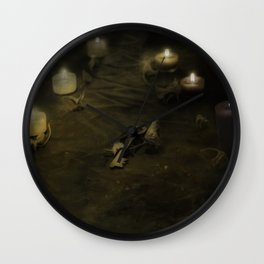 waiting for you...  again Wall Clock
