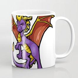 little Spyro Dragon Coffee Mug